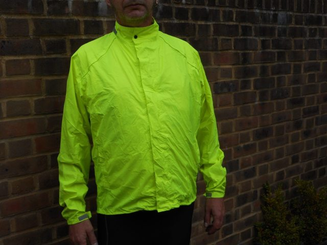 The Tucan Urbano Nano Bullet is lightweight, packable and bright yellow; everything you need in a commuter jacket