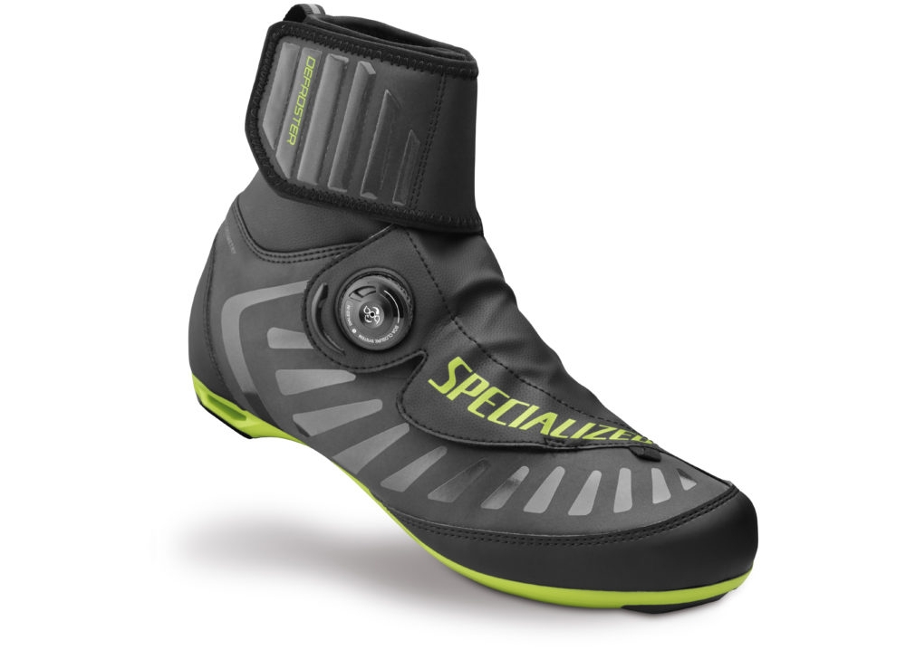Autumn/Winter Special: Specialized Defroster Road Shoes Preview