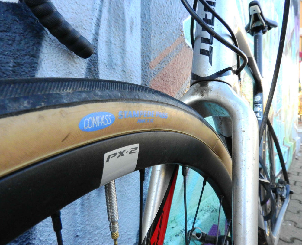 Compass Stampede Pass Tyre Review