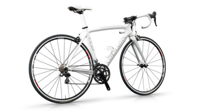 "The Colnago CLD's geometry has been ""tailored for women"". Although the Wiggle High5 pro team ride the C60"