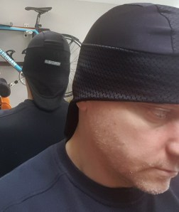 The Weatherneck System mullet hat