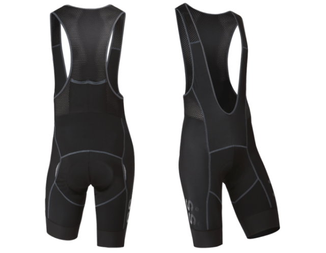 The Pro Team DOC90 Winter Bib-Shorts offer a little more warmth than standard shorts