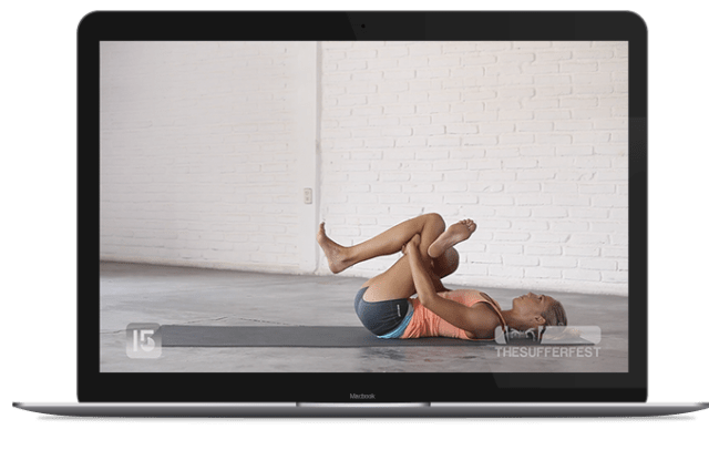 after hammering yourself with the Sufferfest App, you can relax with one of their yoga videos