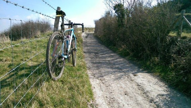 Come the summer, the trails will be dry and dusty and you'll need your factor 30, promise!