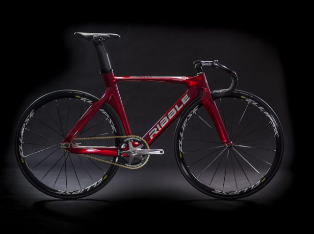 Another good thing about taking up track cycling? Another bike to buy!