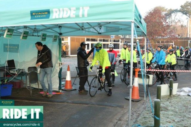 The popular Evans Ride It series of road and mtb events now include a Sportive Cross option