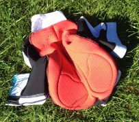 It's all about the pad. The Goffrato shorts use a Cytech Elastic Interface Endurance Pro pad.