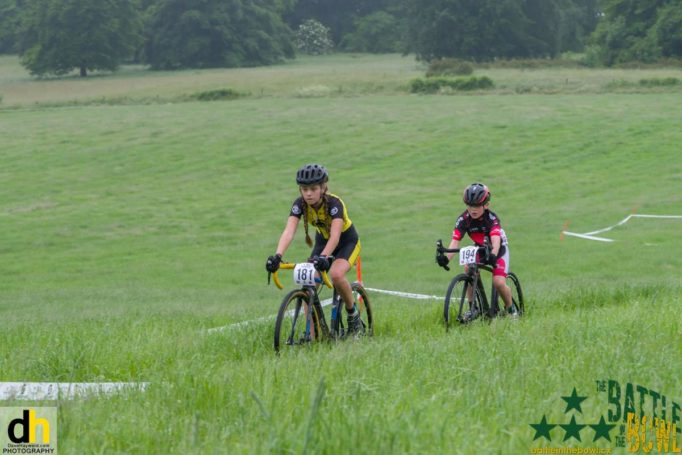The next generation getting their 'cross fix