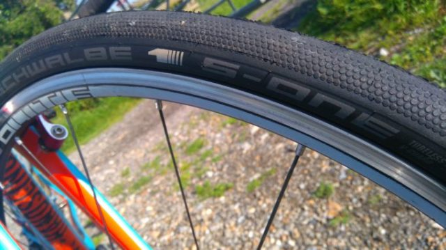 Tyre advice? Go as fat as you can. And tubeless