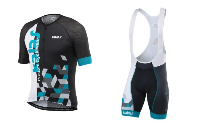 The Kalas Verano Ultra Jersey and Goffrato Bibshorts