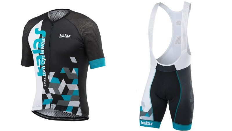 Kalas Verano Ultra Jersey and Goffrato Bibshorts