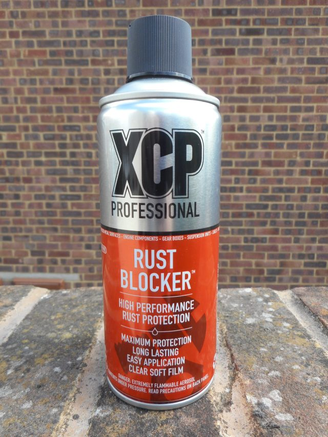 XCP Professional Rust Blocker