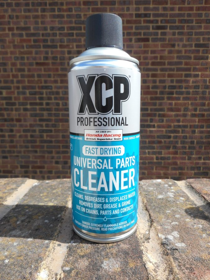 XCP Professional Universal Parts Cleaner