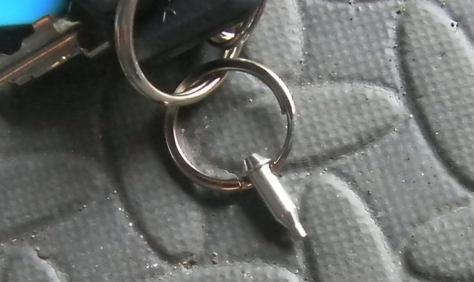 Each Hexlox key is individual to you, so another can't be used on your bike
