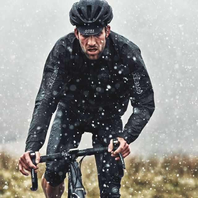 Enjoy the outdoor life? This Goretex jacket could just be what you need