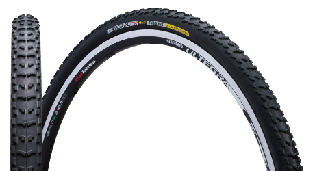 IRC Serac CX tubeless Mud tyre
