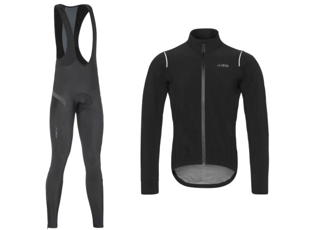 I'll be testing Aeron's Storm jacket and Roubaix tights, with added Flashlight tecnology