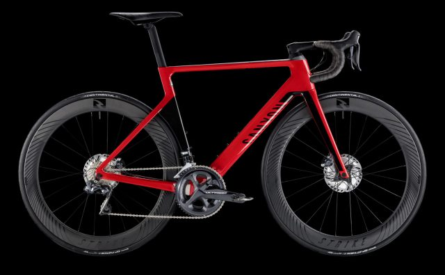 The 2018 Canyon Aeroad