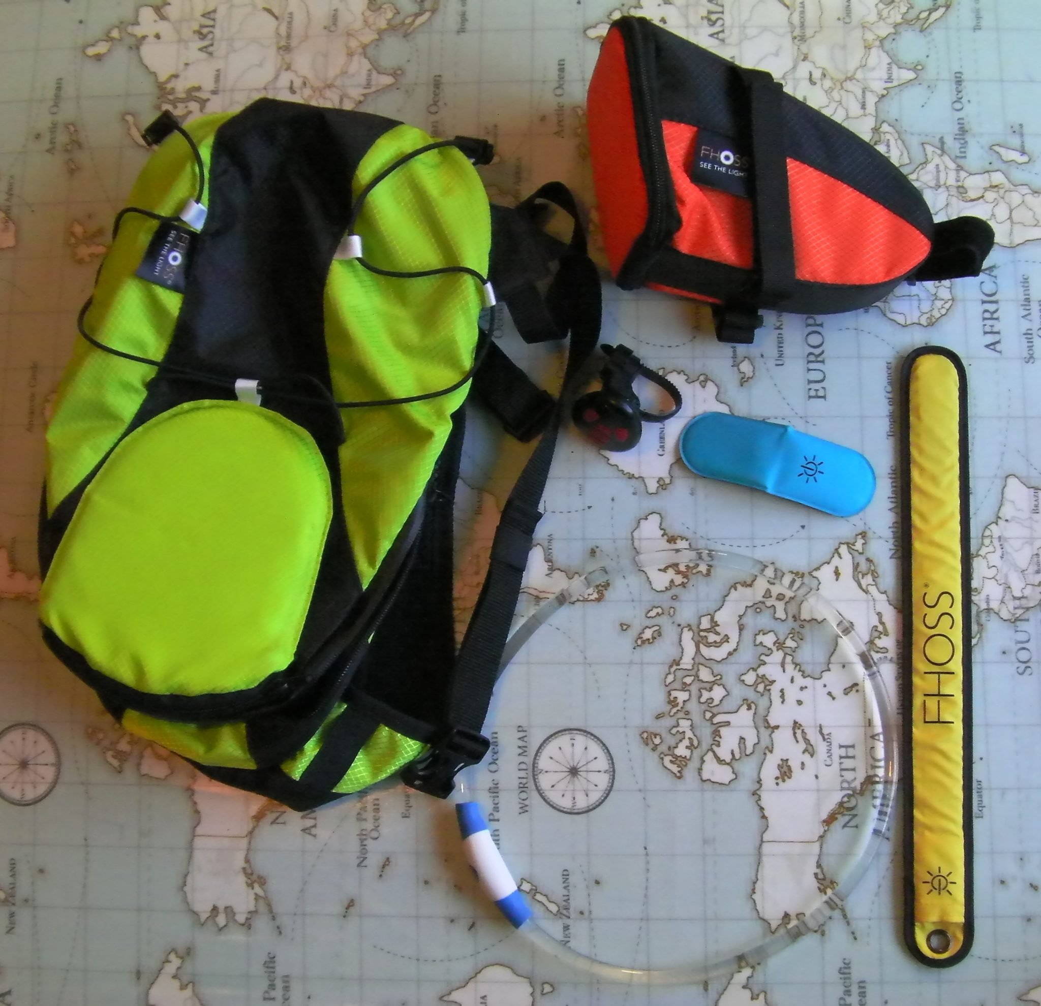 Fhoss Illuminated Safety Products Review