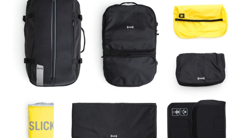 Slicks Backpack Review
