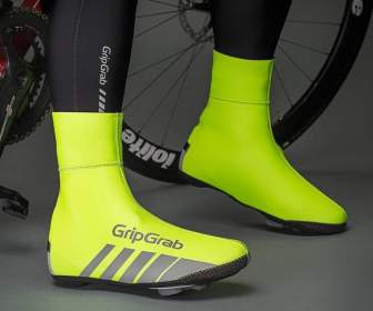 GripGrab Race Thermo Hi-Vis side