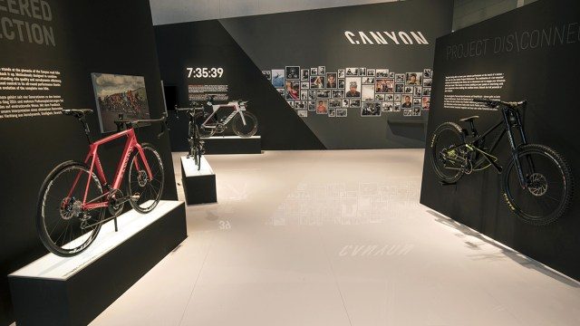The Canyon Brand Experience day will give you a chance to get up close and personal with their products