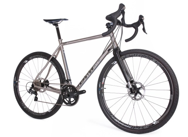 The Kinesis ATR is probably the perfect bike for these kind of events