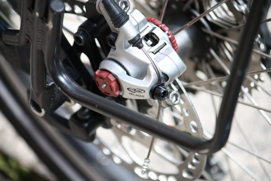 Avid mechanical disc brakes