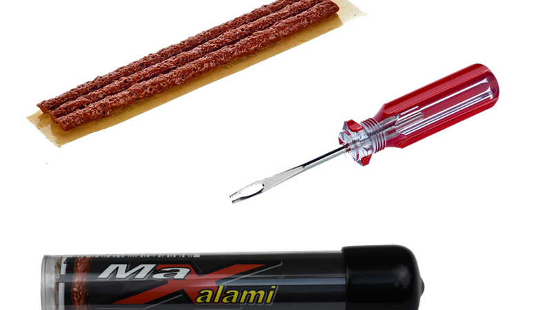 MaXalami Plus Tubeless Repair Kit