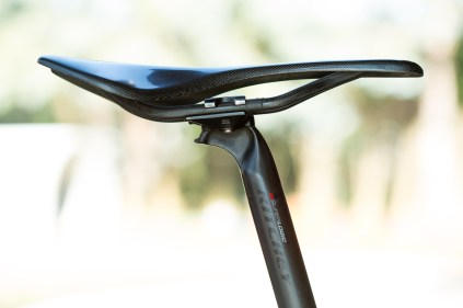 The Berk Lupina Carbon Saddle