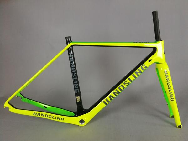 Handsling offer a custom paint option on all their frames