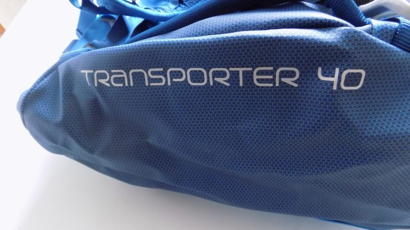 Osprey Transporter 40 Review
