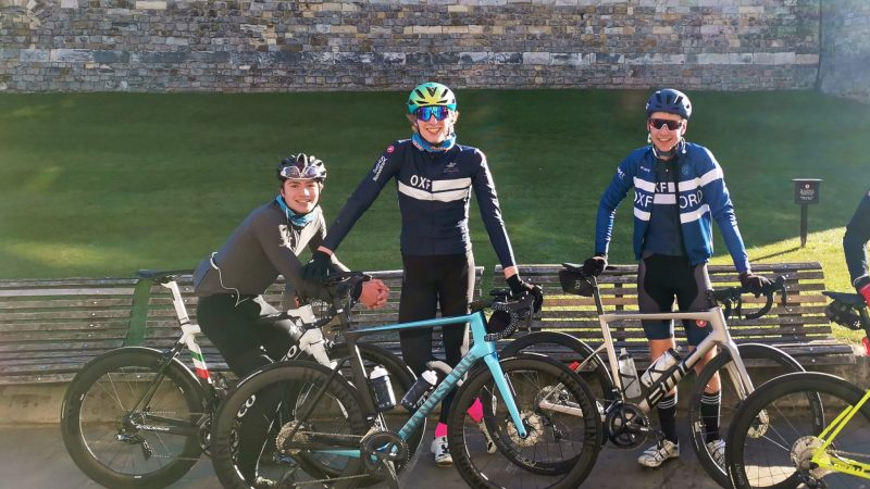 Crash Survivor Alex Cycles 365km for Charity