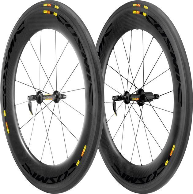 Mavic Cosmic CXR80 wheels