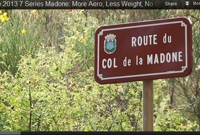Trek video shows development of the all-new Madone