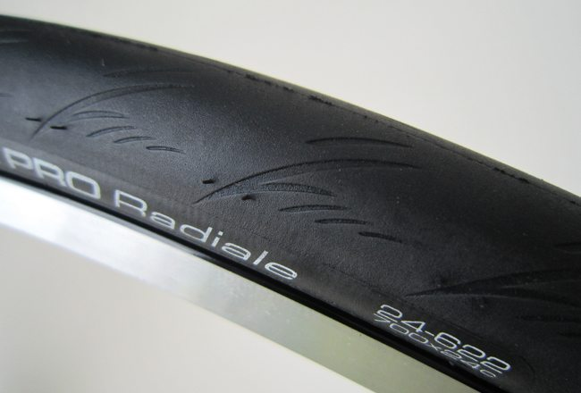 Vittoria Diamante Pro Radiale clincher cycle tyre review