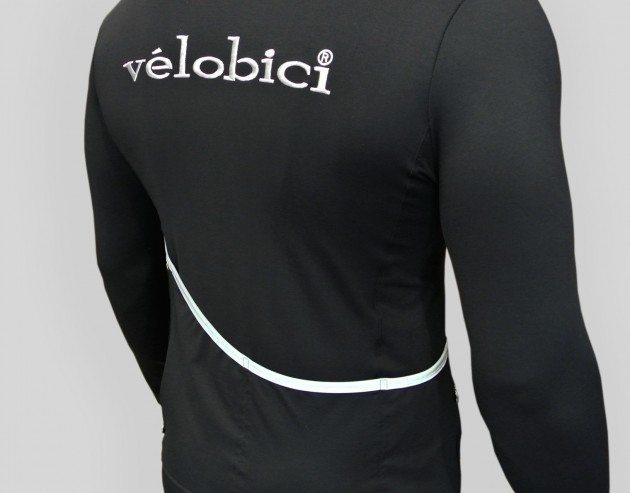 Van Chilli Thermal Jersey back