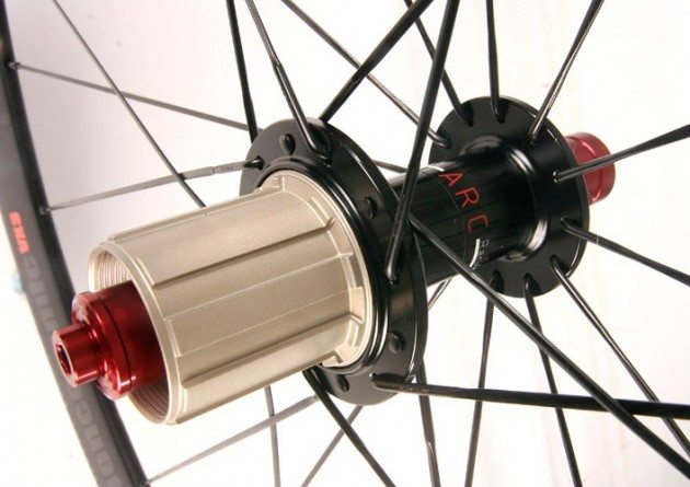 ARC Carbon Wheels rear hub