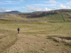 Crummackdale descent