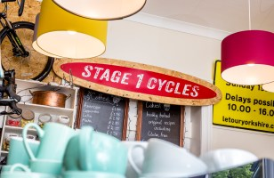 Firebox Cafe and cycle hire