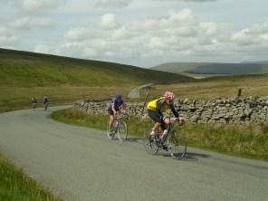 Newby Head climb