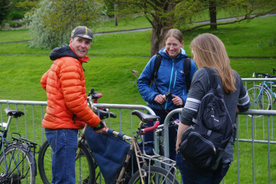 Cycle Touring Festival 2015