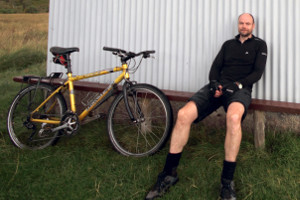 Geoff Alan - Cycle Touring Festival
