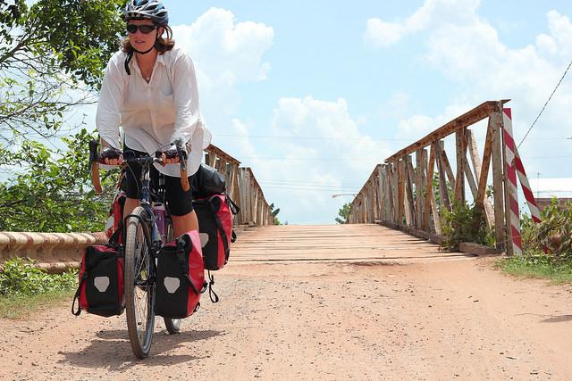Bridge over Mekong