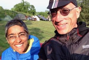 Rohini & Darren Cash