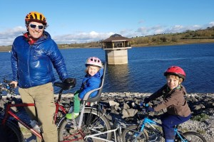 Chris Leakey (Bambino Biking) - Cycle Touring Festival