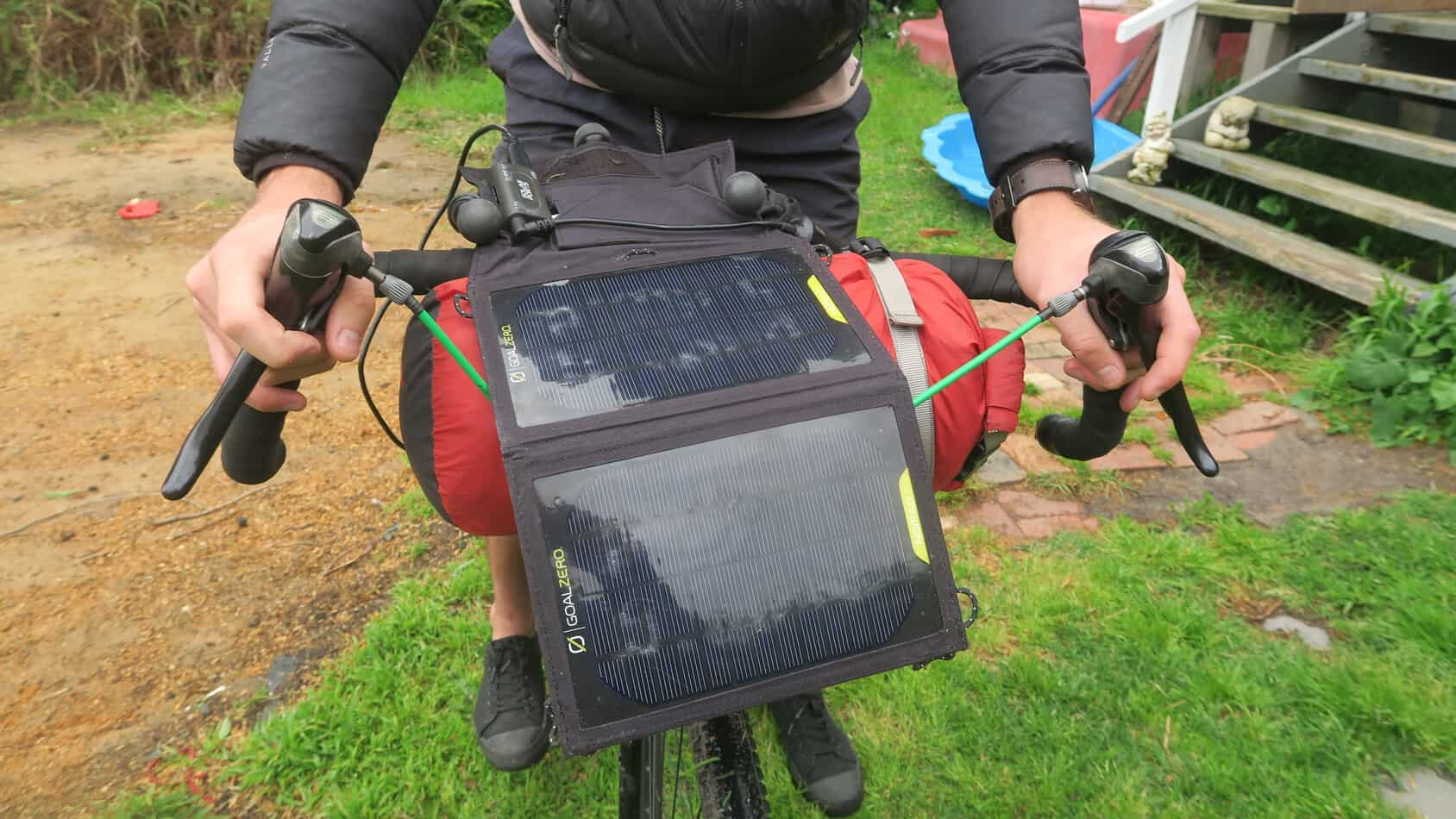 Best Portable Solar Panels For Camping and Bike Touring - Cycle Travel  Overload