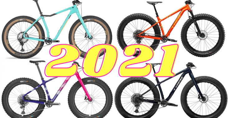 Best Fat Bikes 2021 Best Fat Bikes 2021   Cycle Travel Overload