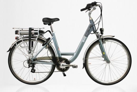 Electric Bikes: Qwic Electric Bikes