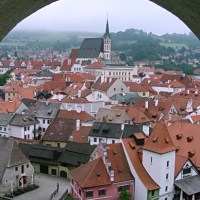 Cesky Krumlov: Czech Interpretations of Medieval and Renaissance Architecture